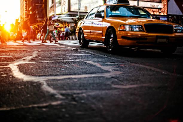 Straßen von New York City – Foto