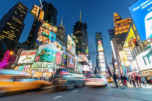 istock New York City Times Square 498901203