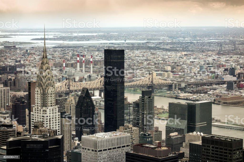 New York City - USA stock photo