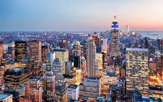Photo libre de droit de La Ville De New York Étatsunis banque d'images et plus d'images libres de droit de Affaires