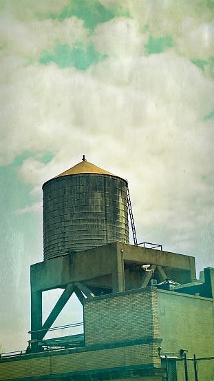 New York City Water Tower