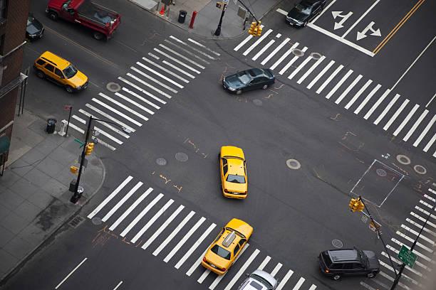 La ciudad de Nueva York # 7, XXXL - foto de stock