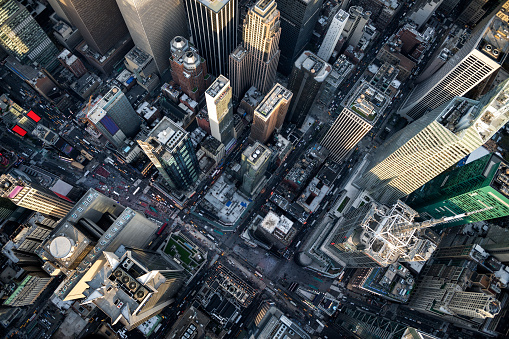 istock New York from above 627040406
