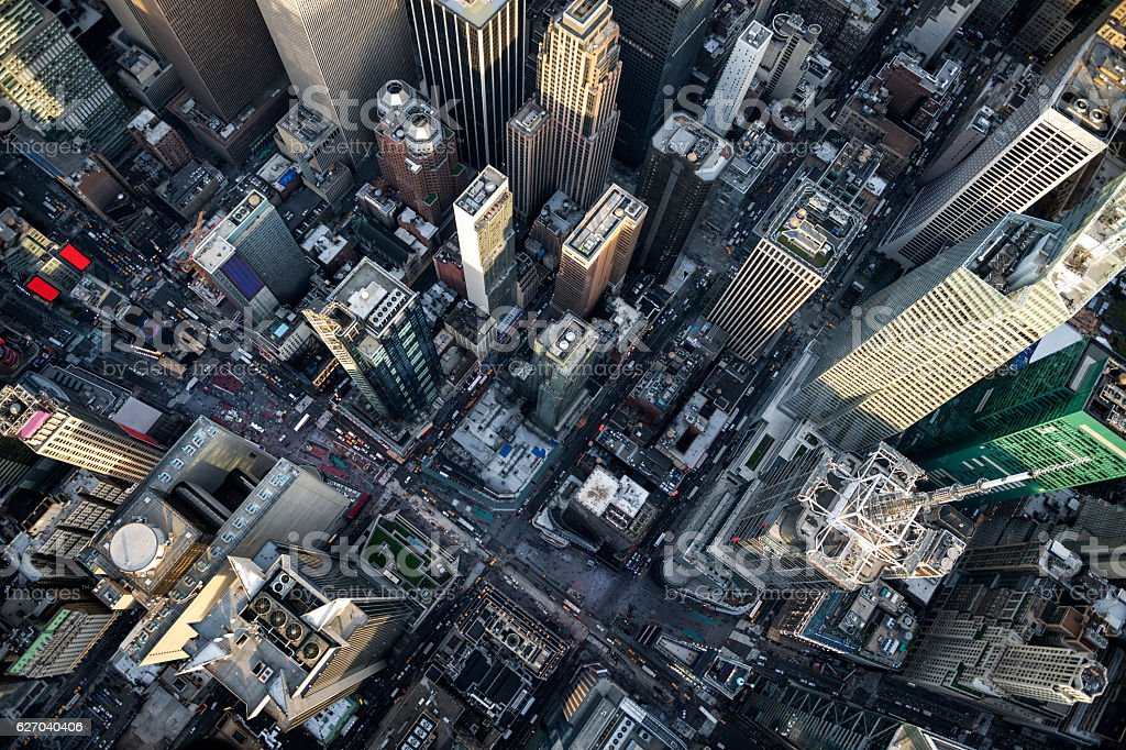 New York from above​​​ foto