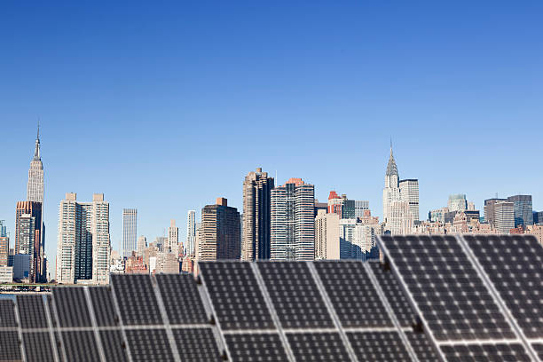 New York goes green – Foto