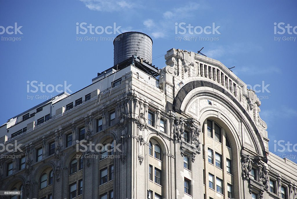 new york house royalty-free stock photo