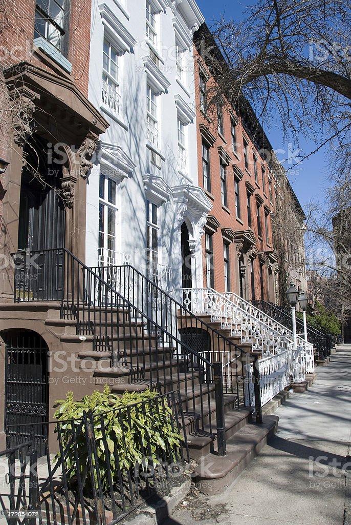 New York Housing royalty-free stock photo