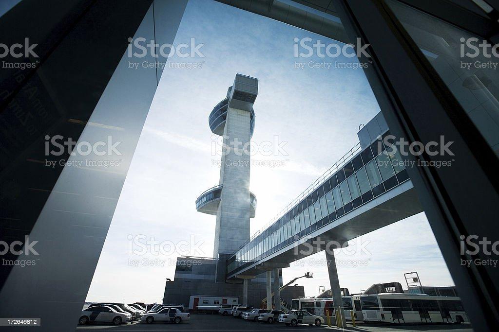 Aeropuerto JFK de Nueva York - foto de stock