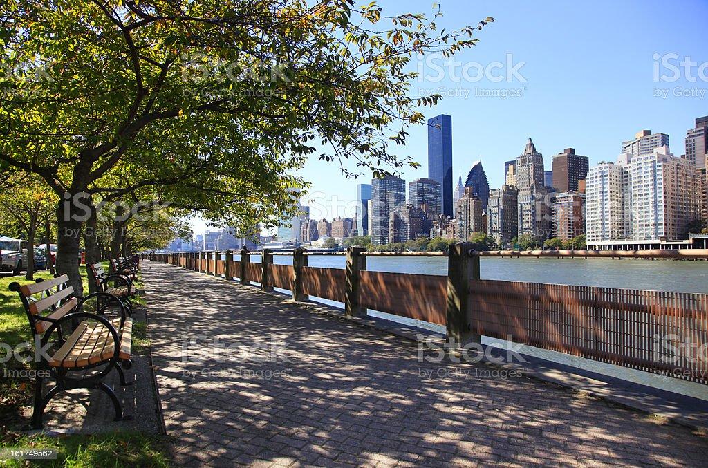 New York. Manhattan royalty-free stock photo