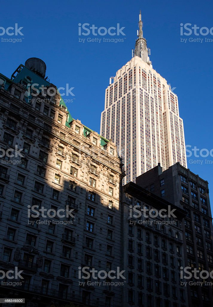 New York, Manhattan, USA royalty-free stock photo
