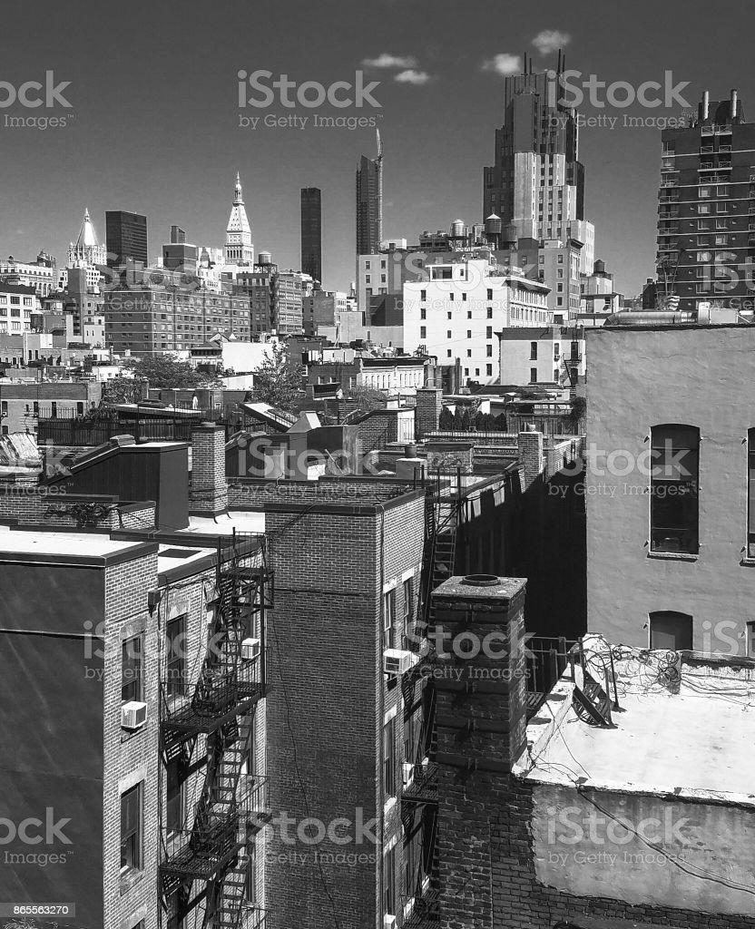 New York, New York stock photo