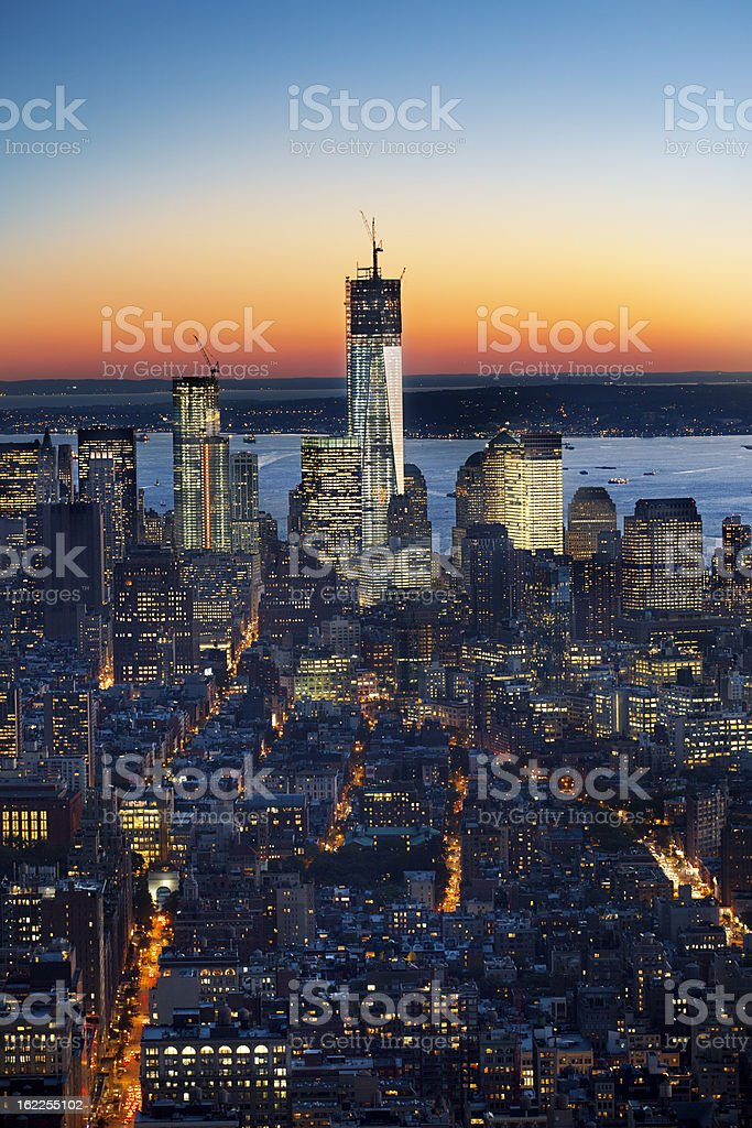 New York royalty-free stock photo