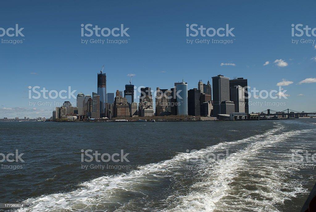 NY New York stock photo