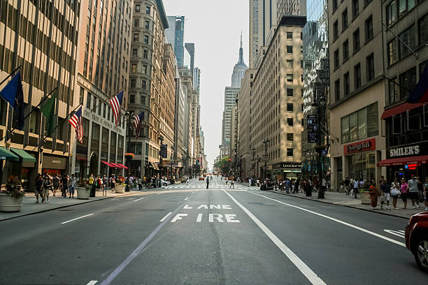 new york - midsection stock pictures, royalty-free photos & images