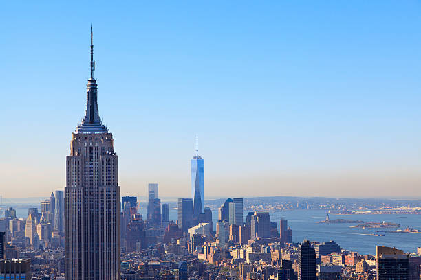 New York Manhattan, New York empire state building stock pictures, royalty-free photos & images
