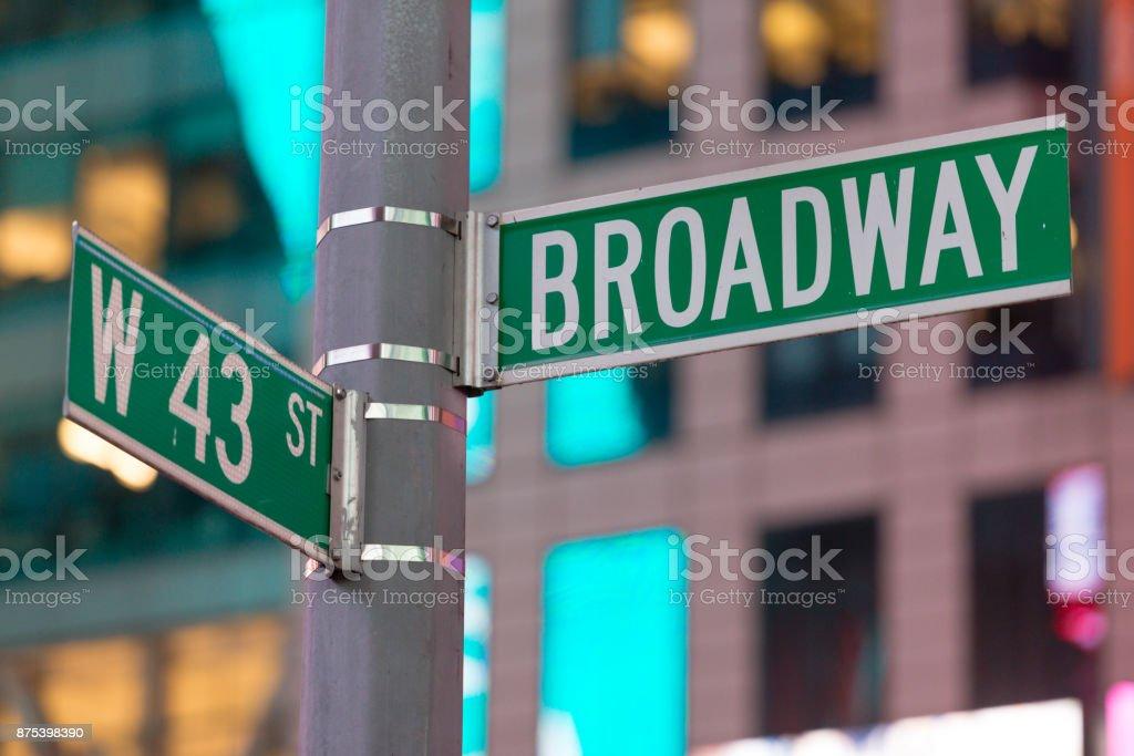 Nova York - foto de acervo