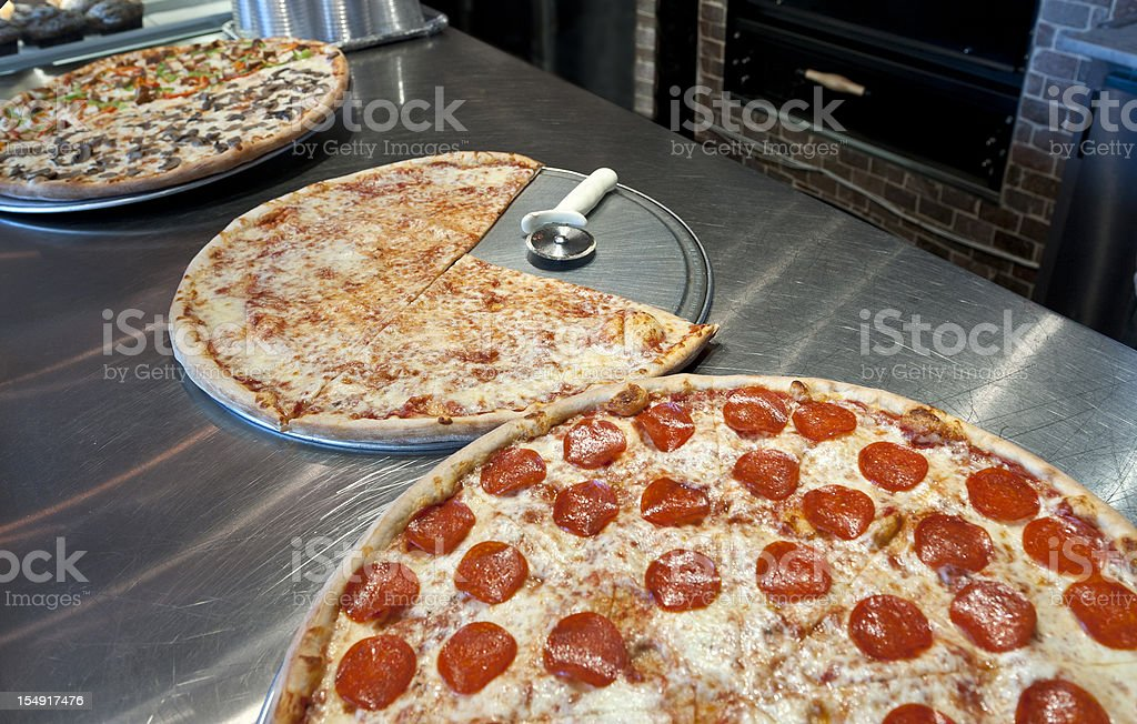 New york pizza royalty-free stock photo