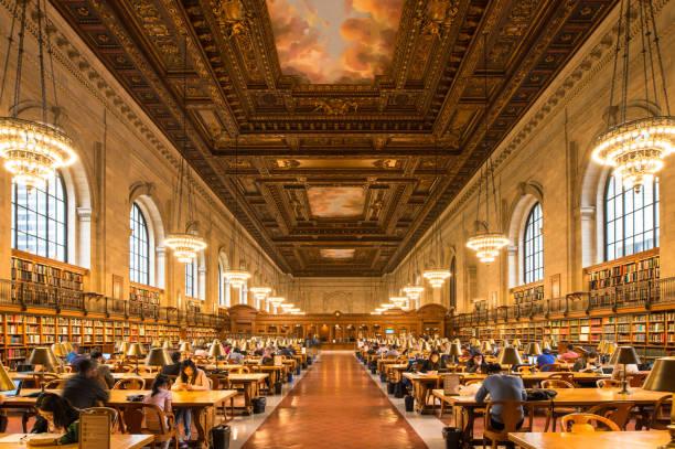Bibliothèque Publique de New York - Photo