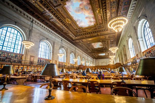 New York Public Library Stephen A. Schwarzman Building – Foto