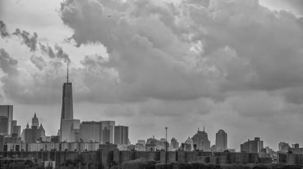 New York Scenes - Brooklyn, Williamsburg Views stock photo