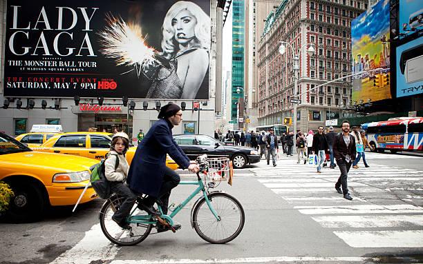 New York Schule laufen – Foto