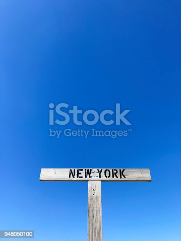 istock New York sign 948050100