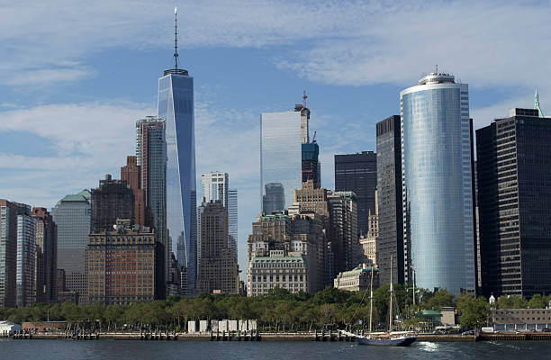 New York Skyline 2 stock photo