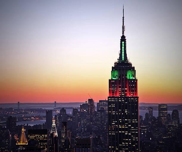 skyline von New York – Foto
