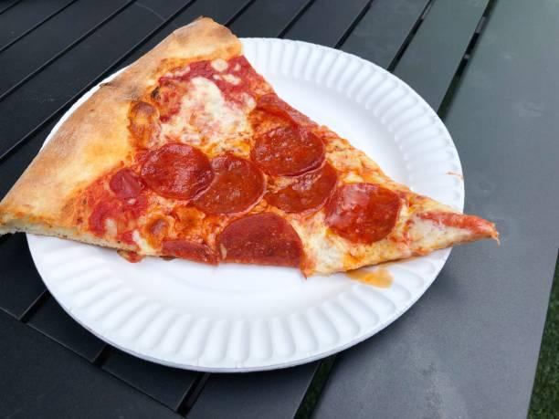 New York Slice stock photo