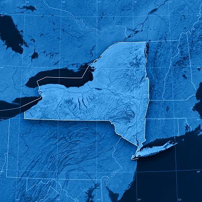 186815169 istock photo New York State Topographic Map 173946854