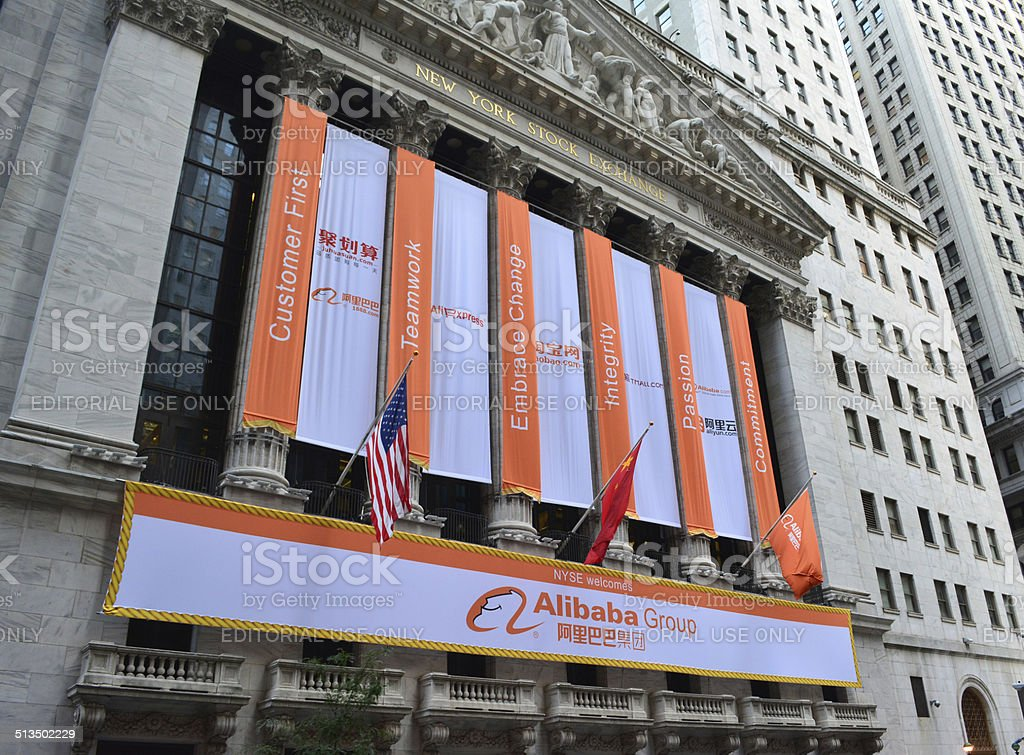 New York Stock Exchange – Foto