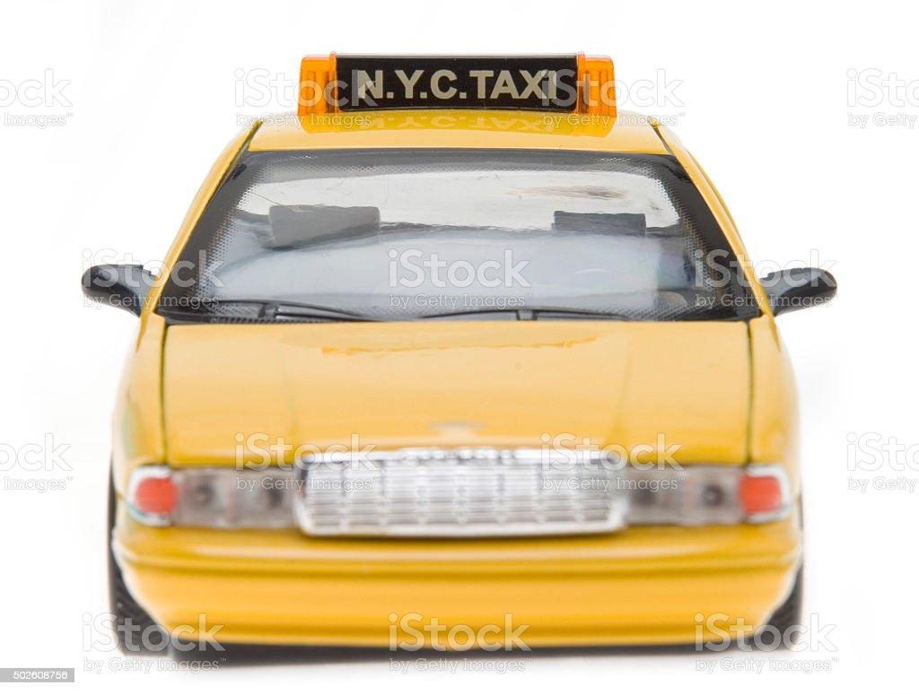 New York Taxis Miniatur – Foto