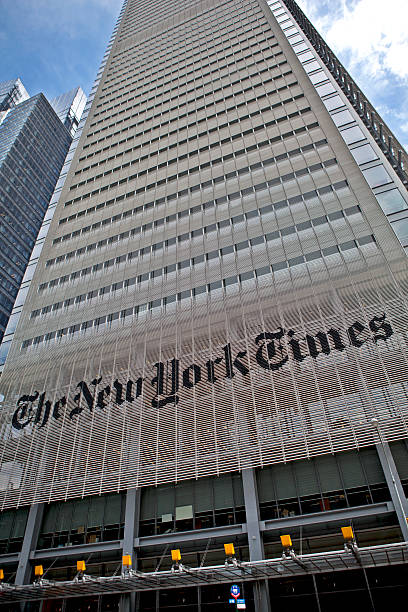 New York Times Building – Foto