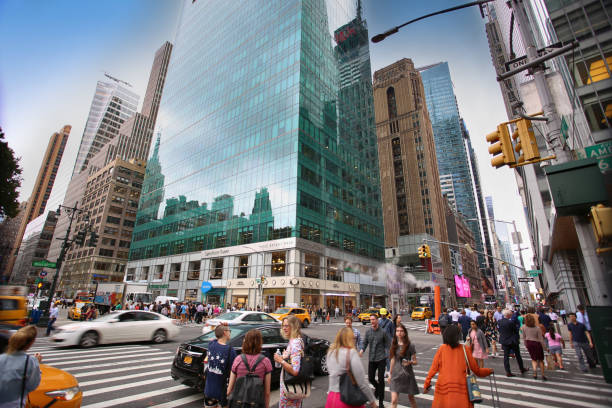 New York, Vereinigte Staaten – Foto