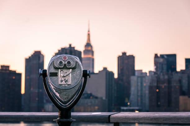 New York View stock photo