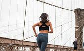 New York woman city run