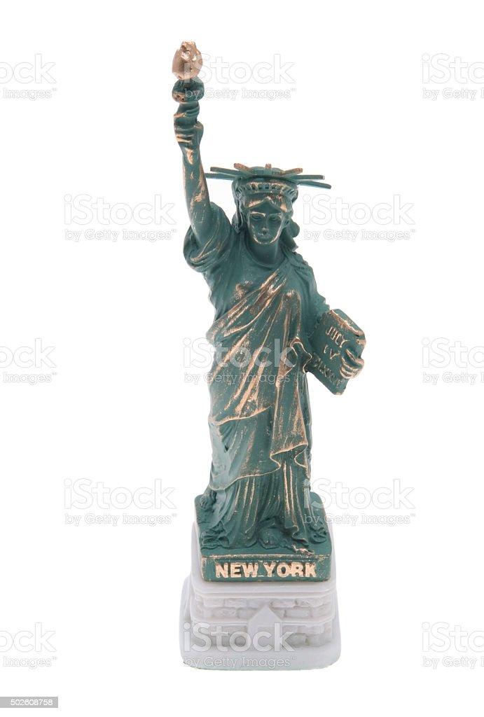 New Yorker statue of liberty replica Miniatur – Foto