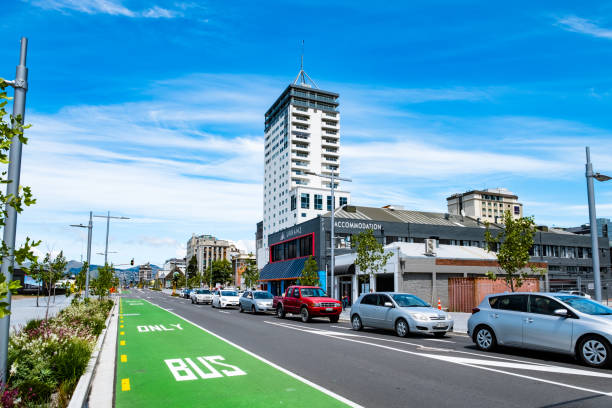 Neuseeland, Christchurch – Foto