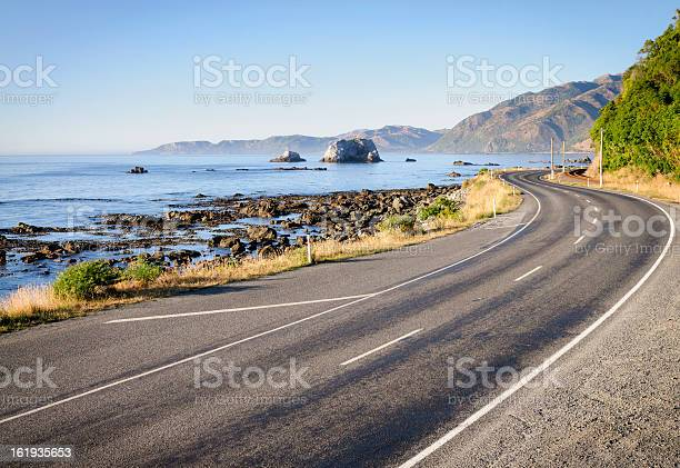 Photo of New Zealand Country Road