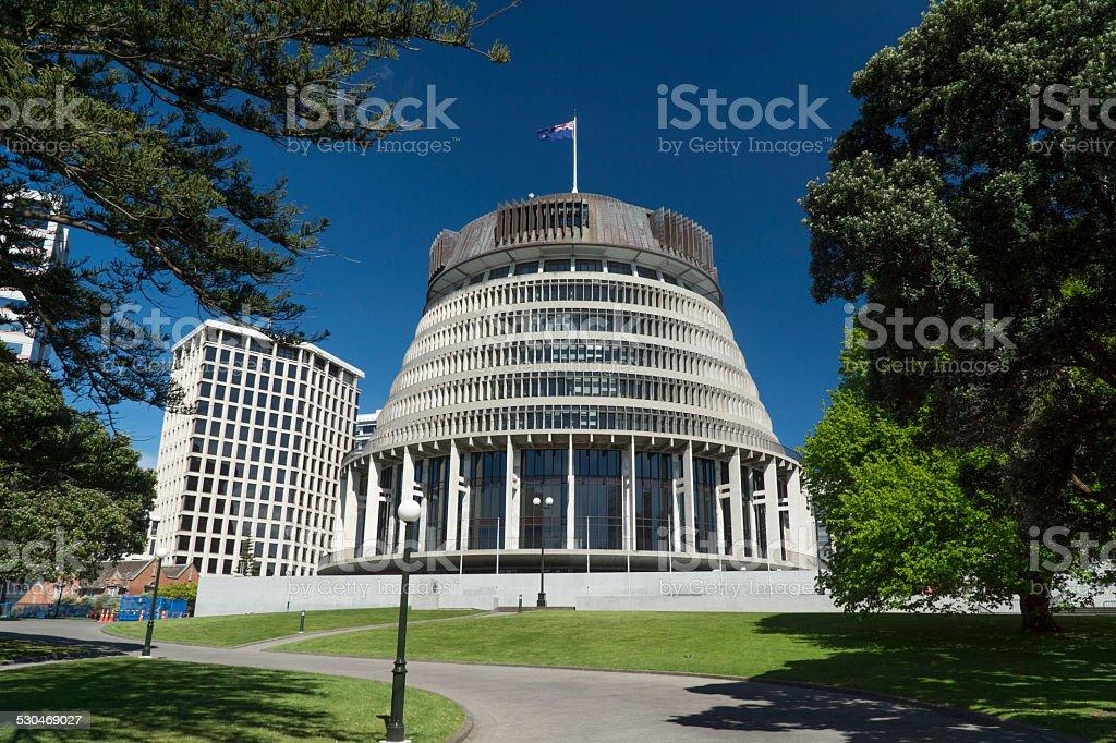 New Zealand Regierungsgebäuden – Foto