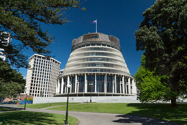 New Zealand government buildings New Zealand government buildings, Wellington wellington new zealand stock pictures, royalty-free photos & images