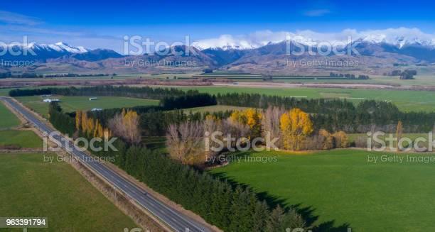 Nowa Zelandia Jesienią - zdjęcia stockowe i więcej obrazów Droga
