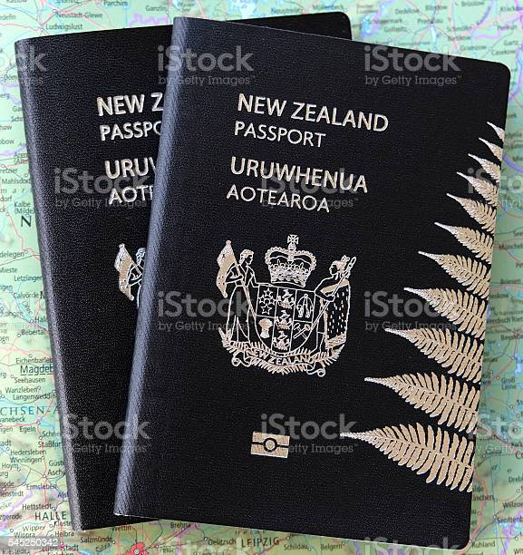 New zealand passports on a map picture id545250342?b=1&k=6&m=545250342&s=612x612&h=cuyine7qmptd 0znbspporvr2lnskknirpezjrmnuau=
