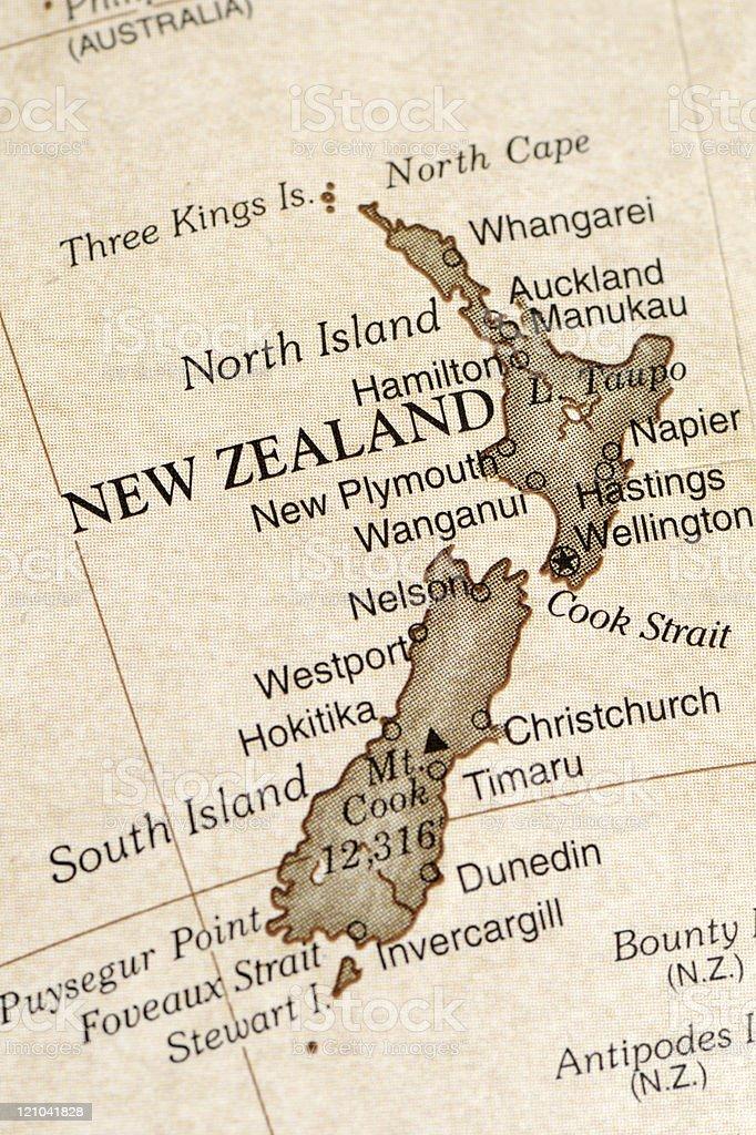 New Neuseeland – Foto