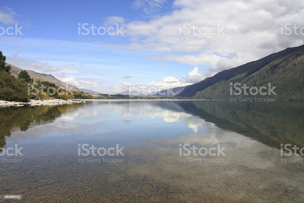 New Zealand royalty-free stock photo
