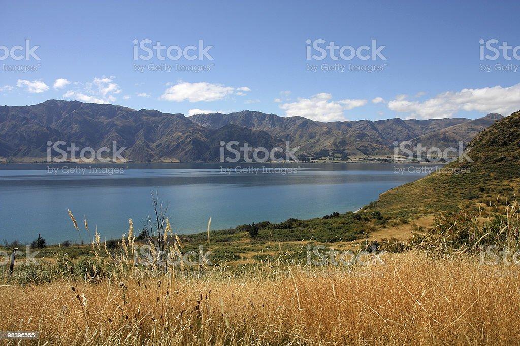 Nuova Zelanda foto stock royalty-free