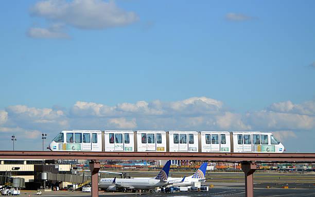 Flughafen Newark Airtrain – Foto