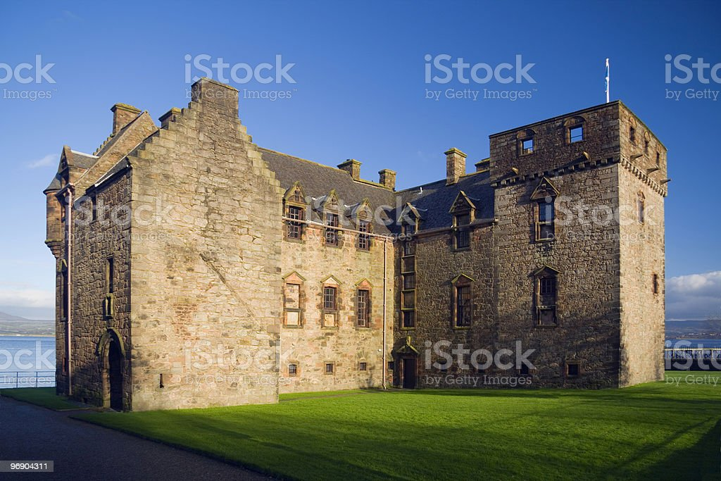 newark castle royalty-free stock photo