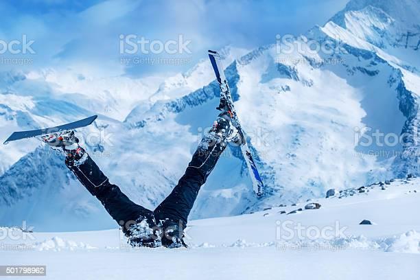 Photo of Newbie skier