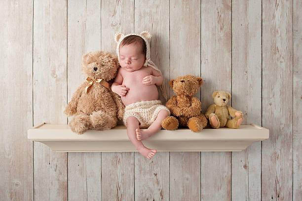 Newborn baby boy on a shelf with teddy bears picture id505518838?b=1&k=6&m=505518838&s=612x612&w=0&h=e5gya8wbvmjr2rx4kdiz7fua5dy1gr q1uvvqqczp8s=